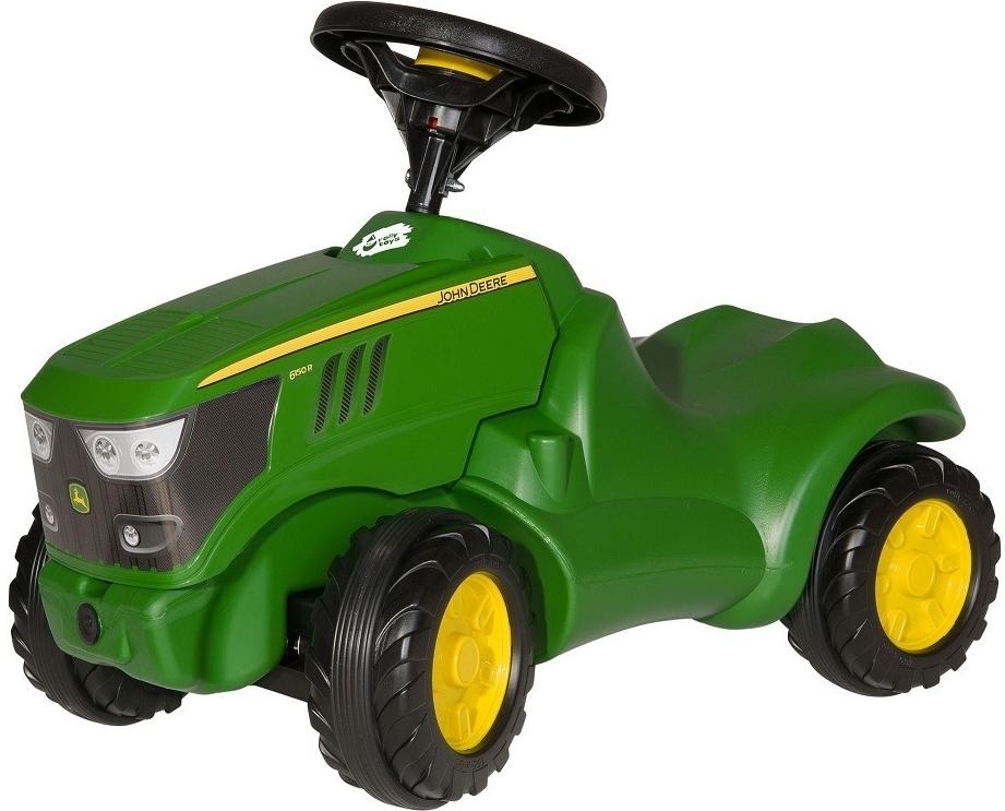 Rolly Toys - odstrkovací traktor John Deere 6150 R