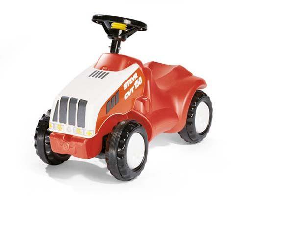 Rolly Toys - odstrkovací traktor Steyr CTV150