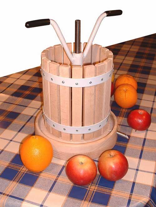 Lis na ovoce stolní 2,5 l dřevěný