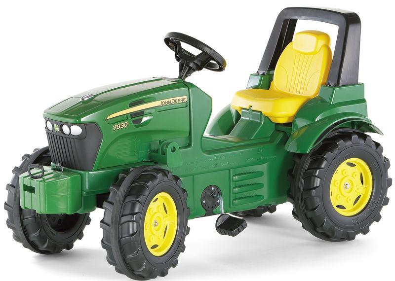 Rolly Toys - šlapací traktor John Deere 7930