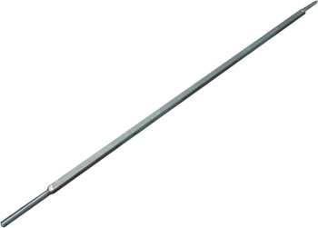 Ráhno na rožeň na grilování selete 20x20-1200/1480 mm bez vidlic nerezové