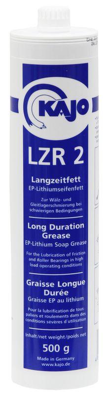 Dlouhodobé mazivo LZR-2 patrona 400 g