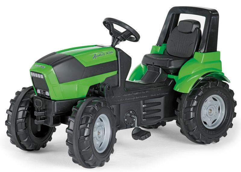 Rolly Toys - šlapací traktor Deutz Agroton X720