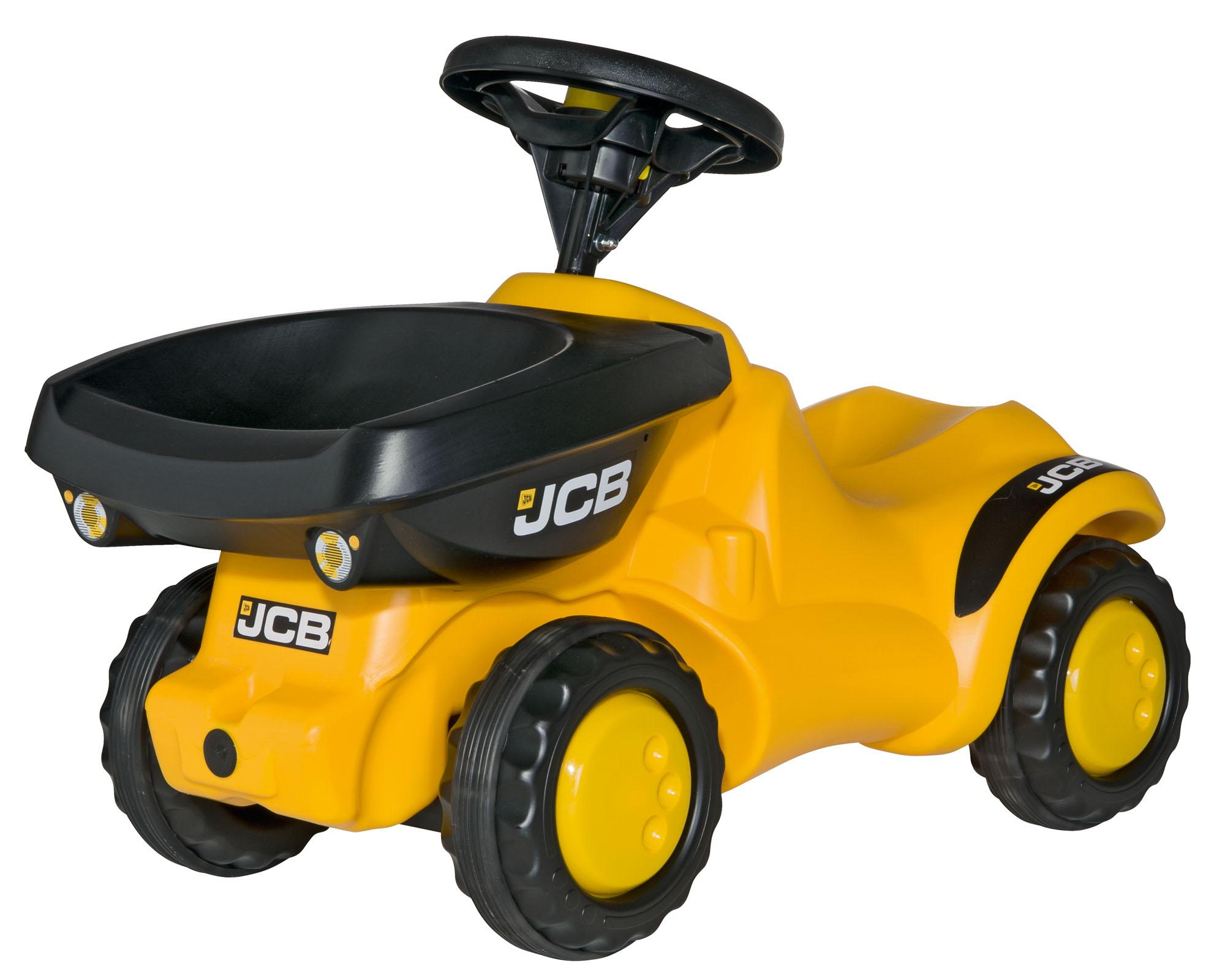 Rolly Toys - odstrkovací traktor JCB Dumper