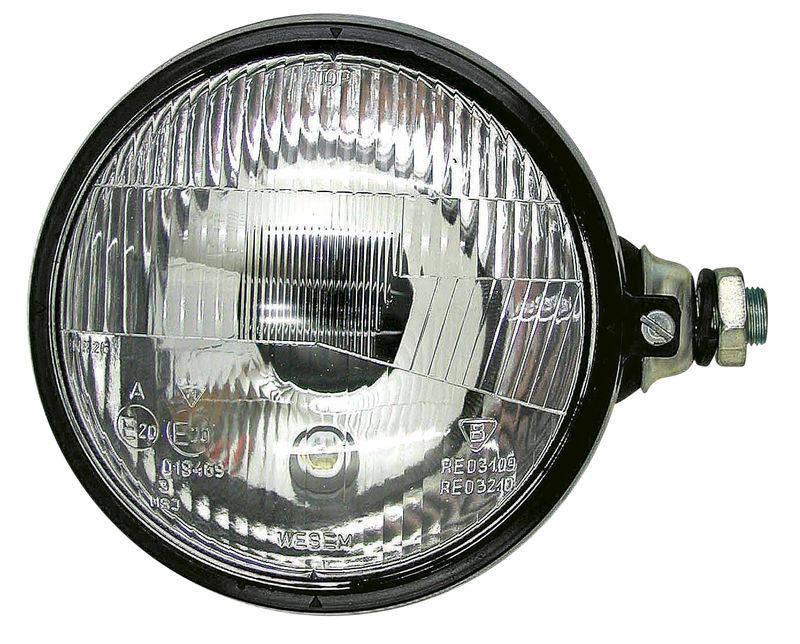 Hlavní světlomet pro Zetor pravý