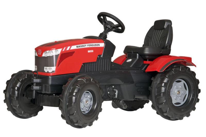 Rolly Toys - šlapací traktor  Massey Ferguson 8650