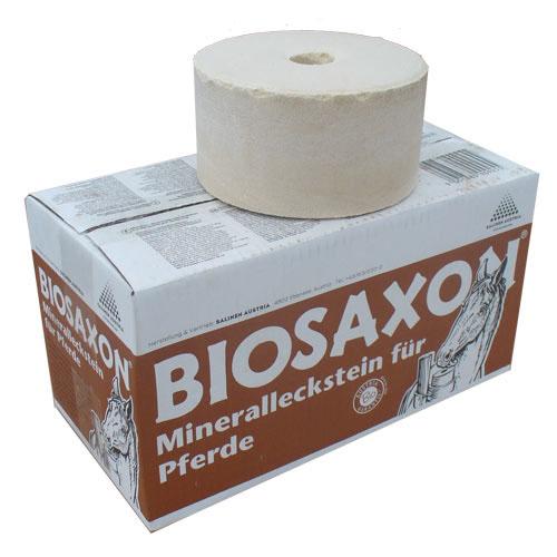 Liz minerální BIOSAXON pro koně 3kg, schváleno pro využití v ekologickém zemědělství