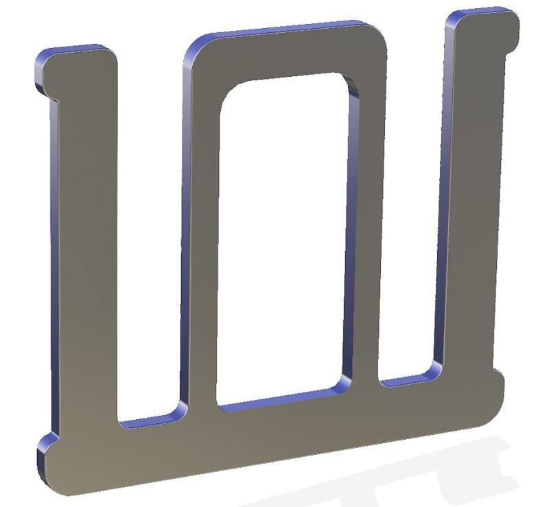 Spojka pro pásku 20 mm na elektrický ohradník otevřená 5 ks