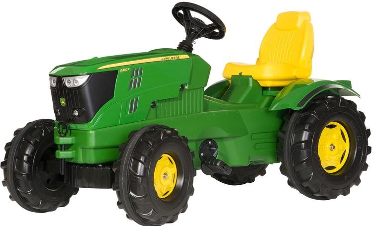 Rolly Toys - šlapací traktor John Deere 6210 R