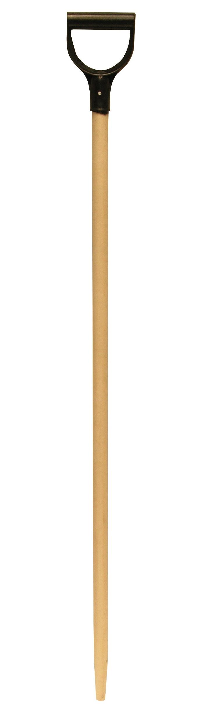Násada dřevěná s D držadlem pro mistovací vidle GW