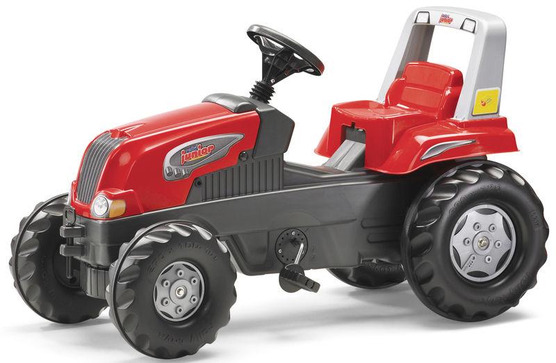 Rolly Toys - šlapací traktor rolly Junior RT červený