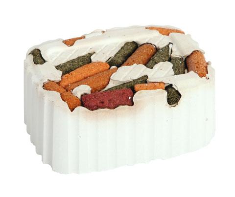 Minerální liz pro králíky a hlodavce se zeleninou 210 g