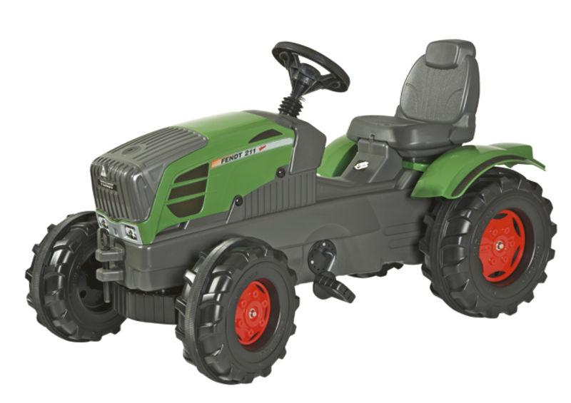 Rolly Toys - šlapací traktor Fendt 211 Vario