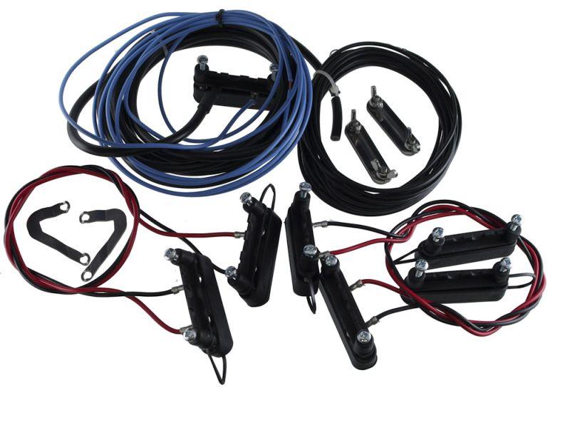 Sada příslušenství pro zimní pásku na elektrický ohradník