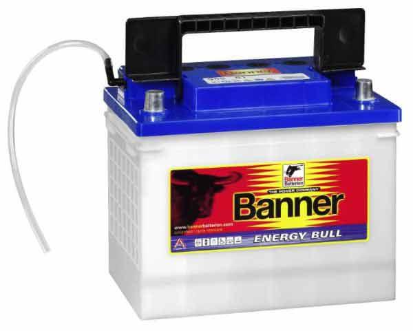 Semitrakční baterie Banner