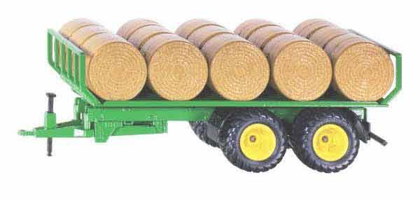 Přívěsy k traktorům Siku Farmer