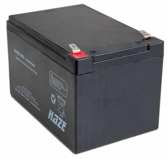 Gelové baterie k ohradníkům