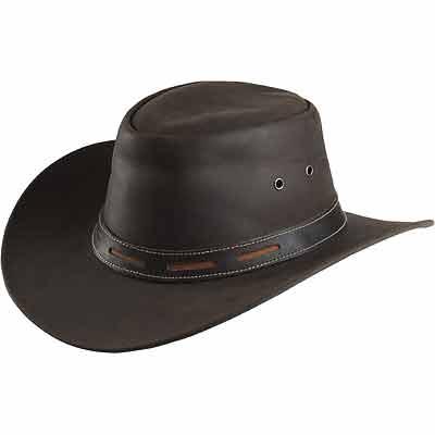 Westernové klobouky