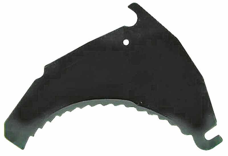 Nože pro sběrací vozy