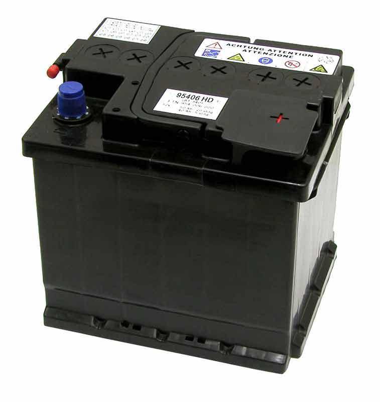 Trakční baterie Granit