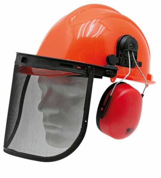 Pracovní helmy, přilby, čepice