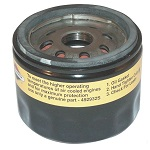 Olejové filtry pro sekačky