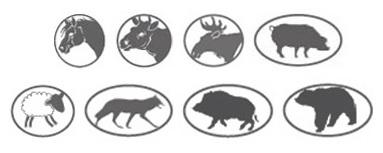 Elektrický ohradník pro velká zvířata