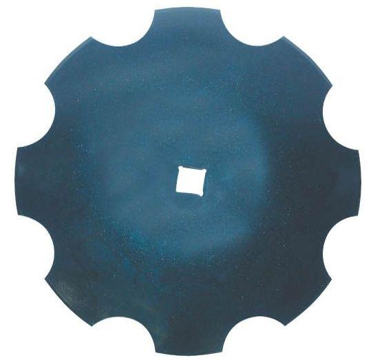 Ozubený disk diskové brány průměr 610 mm