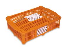 Přepravní box pro koroptve a křepelky plastový