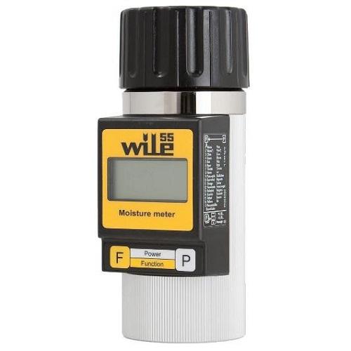 Wile 55 vlhkoměr obilí pro měření vlhkosti zrna, semen a olejnin