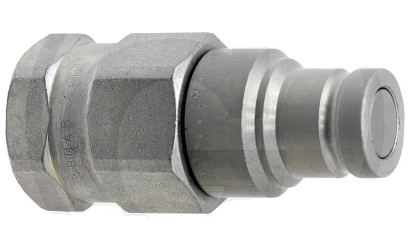 Hydraulická rychlospojka plochý samec Faster série FFH06 12GAS M