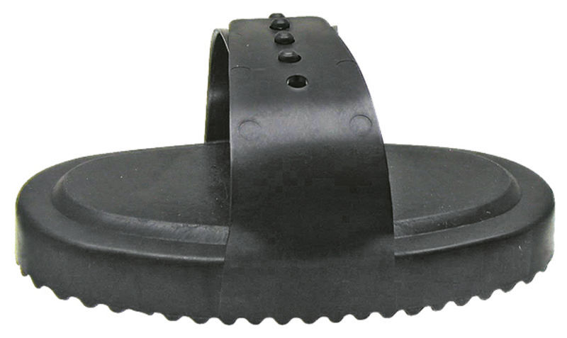 Hřbílko plastové černé