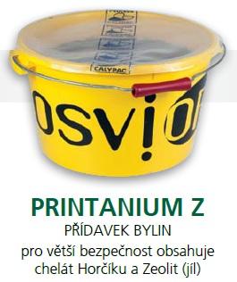 Minerální liz TOPLICK Osvior PRINTANIUM Z 20 kg pro jarní pastvu