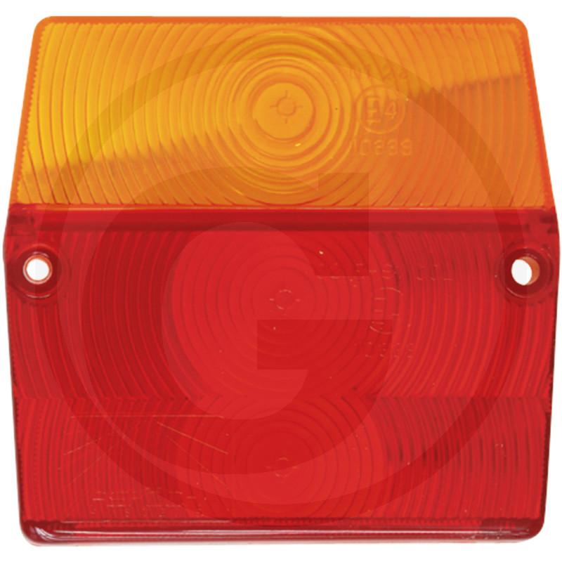 ASPÖCK kryt světla levý a pravý včetně vložky pro osvícení SPZ