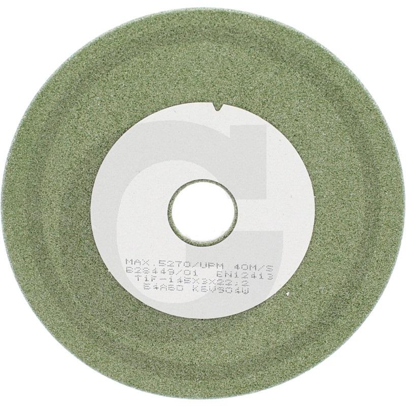 Brusný kotouč 4,5 mm tvrdý na pilové řetězy 3/8″ LoPro a 0,404″