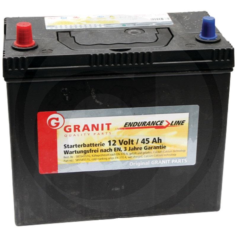 Auto baterie Granit Endurance Line 12V / 45 Ah, patice B00