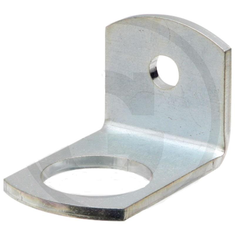 Úhlový držák jednoduchý na vodítko na hydraulickou rychlospojku samici BG3
