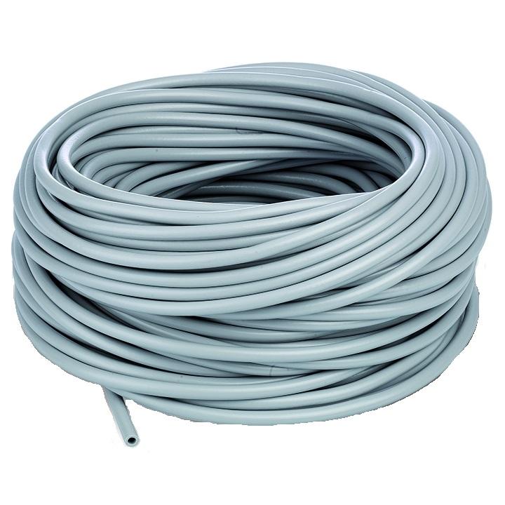 Propojovací hadička 9 mm pro hadičkové rozvody k napáječkám pro králíky a drůbež metráž