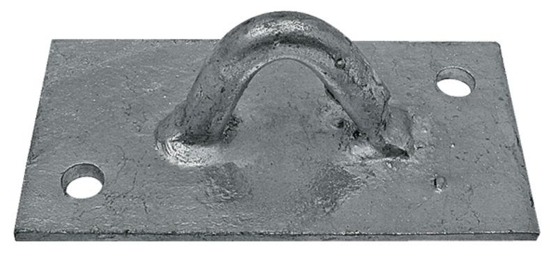 Podlahová a stropní kotva pro prasata model 36 S s upínací deskou