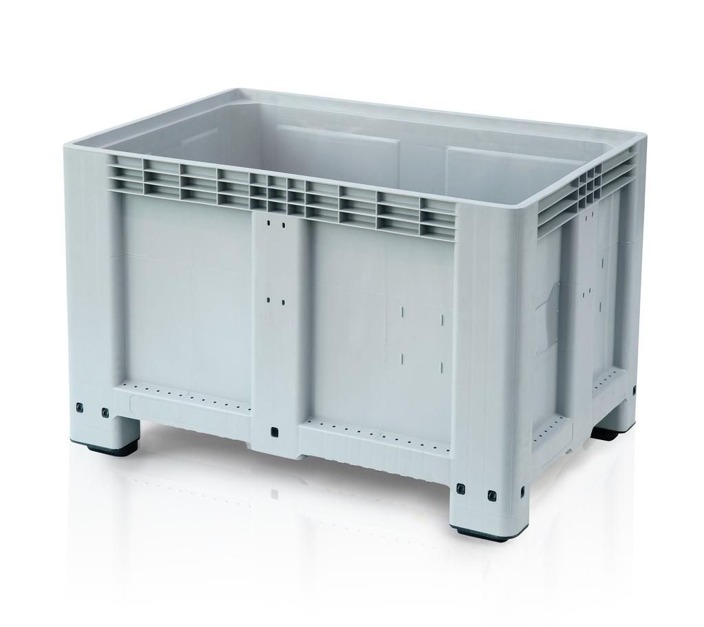EURO Paletový kontejner BIG BOX plastový - 4 nohy