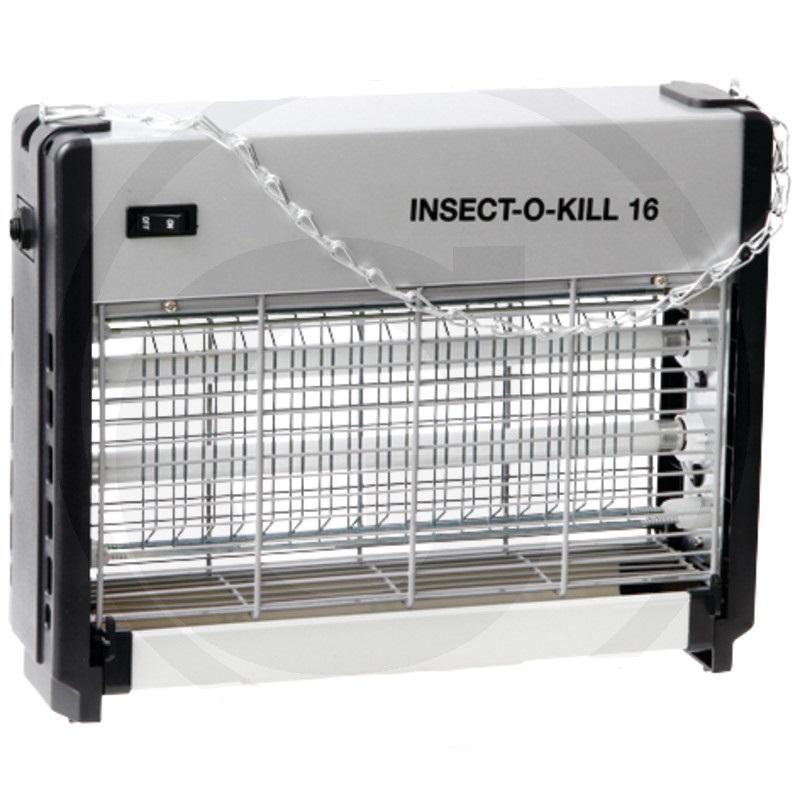 Elektrický lapač hmyzu Granit 16 W