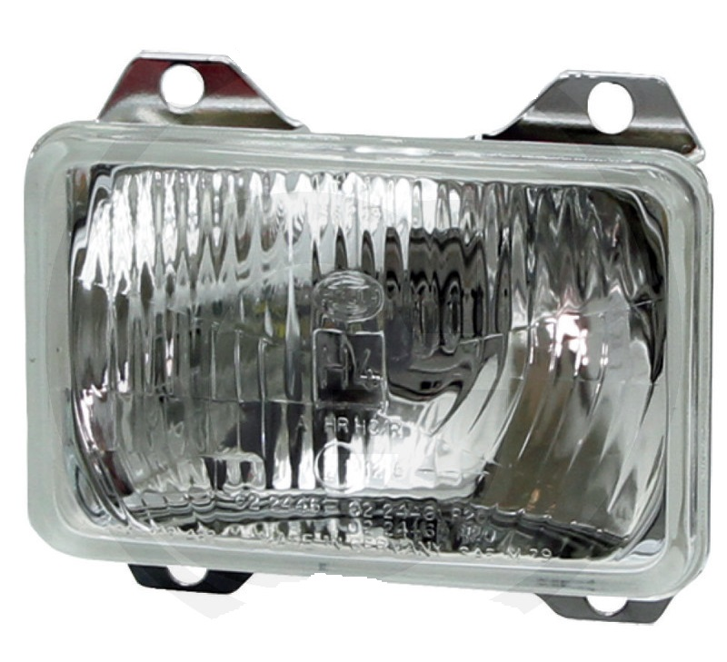 Přední světlomet H4 Standard vhodný pro John Deere