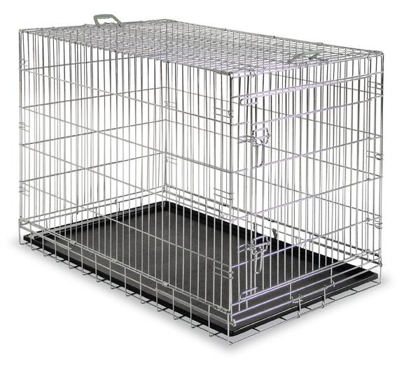 Výstavní klec pro psy Rome skládací střední
