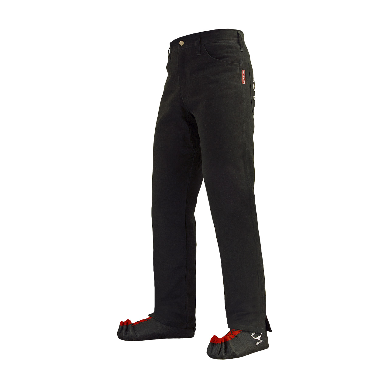 Longhorn™ kalhoty pro střihače ovcí s 2 předními kapsami velikost Regular 38/33