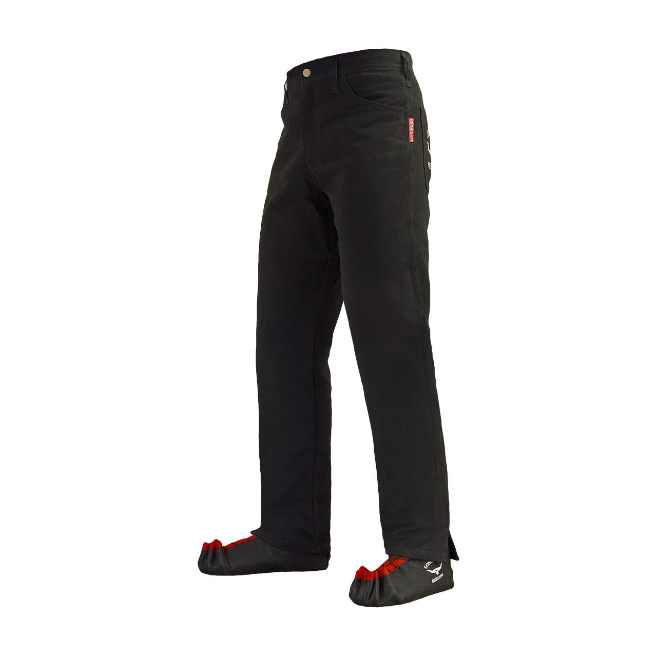 Longhorn™ kalhoty pro střihače ovcí s 2 předními kapsami velikost Slim 35/34 (6 1/2)