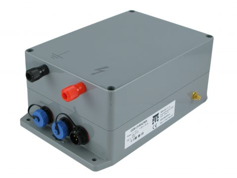 GSM-Ohradnik, GSM monitoring pro hlídání elektrického ohradníku 12/230V