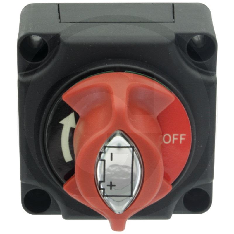 Odpojovač baterie, akumulátoru s vypínačem ON / OFF 48V