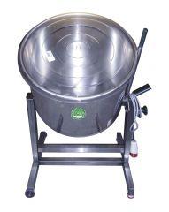 Hnětač těsta a masa MEATY typ 120 400 V kapacita díže 120 l