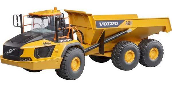 Bruder – nákladní automobil Volvo A60H Dumper