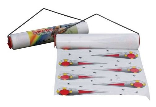 Mucholapka stájová Fly Roll 7 m x 30 cm v roli